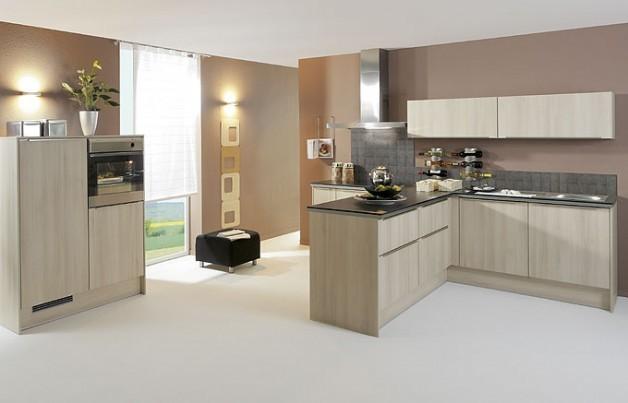 Einbauküchen modern